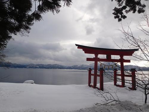 日本の冬(安直)
