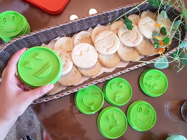 Emoji Sticker Cookies
