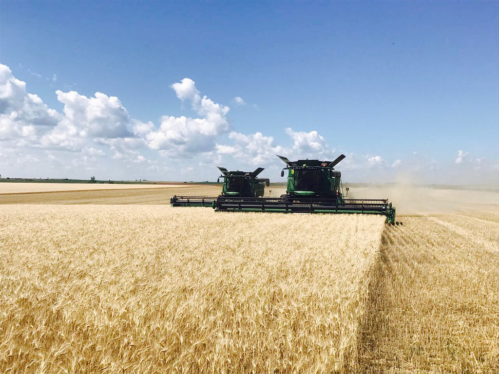 High Plains Harvesting 2017 (Pieter)