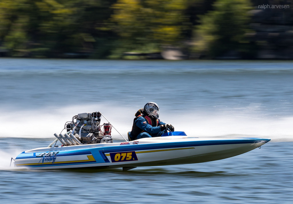 Lucas Oil Drag Boat Race, Top Eliminator