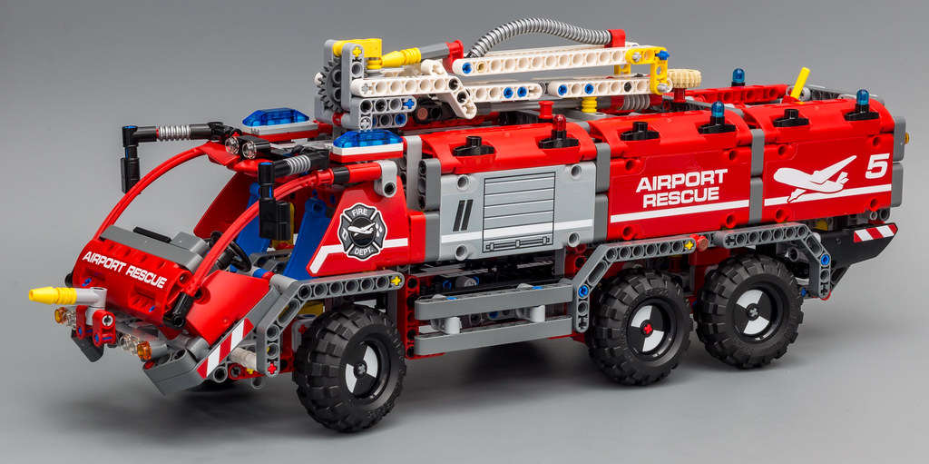 42068 - Airport Rescue Vehicle