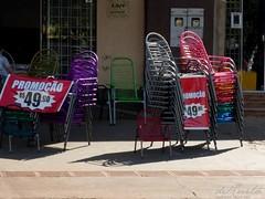AquiCGB 160618 033 Campo Grande rua venda cadeiras plástico