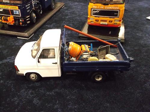 Builders truck
