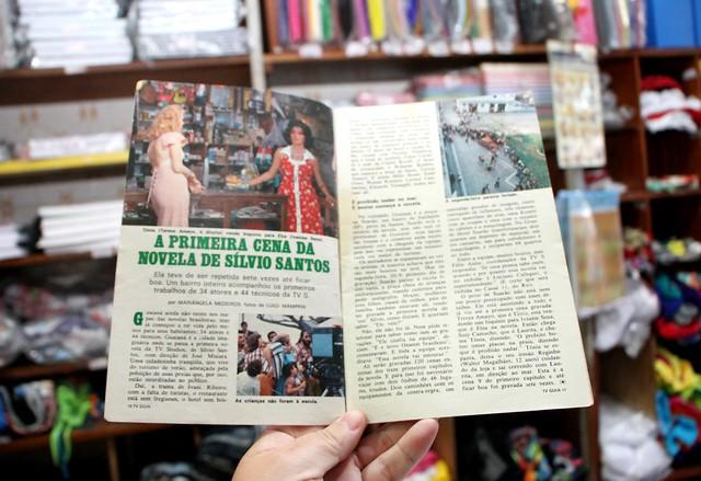 Novela 'O Espantalho' completa 40 anos; moradores lembram bastidores da trama