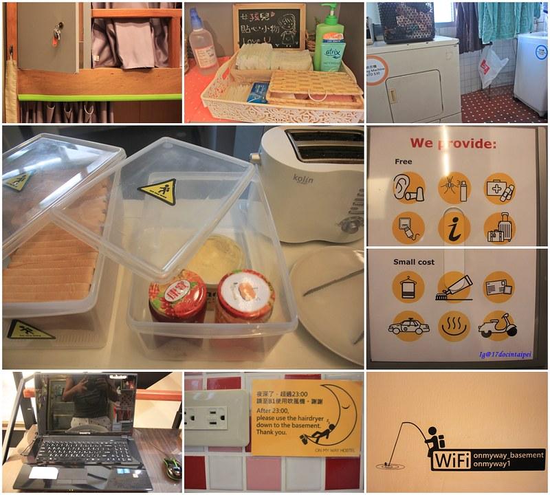 OnMyWay HostelAtTaipei-北投途中-台灣背包客棧-backpacker-17docintaipei (5)