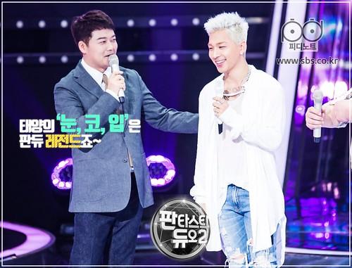 SBS Fantastic Duo Taeyang 2017-09-01 (8)
