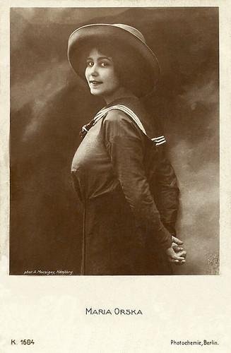 Maria Orska