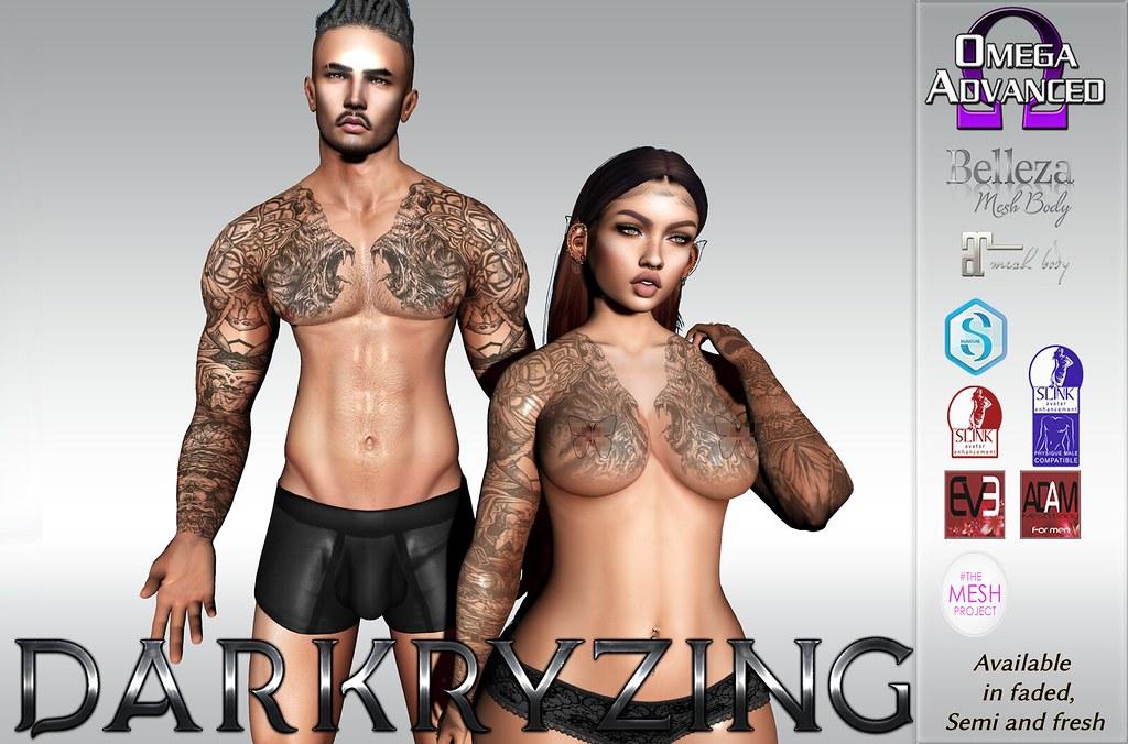 DarkRyzing... AD - SecondLifeHub.com