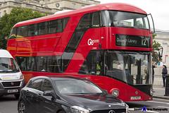 Wrightbus NRM NBFL - LTZ 1423 - LT423 - Dulwich Library 12 - Go Ahead London - London 2017 - Steven Gray - IMG_0609