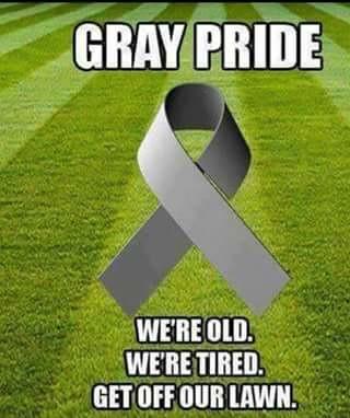 Grey Pride.