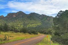 Davis Mountains and New Mexico
