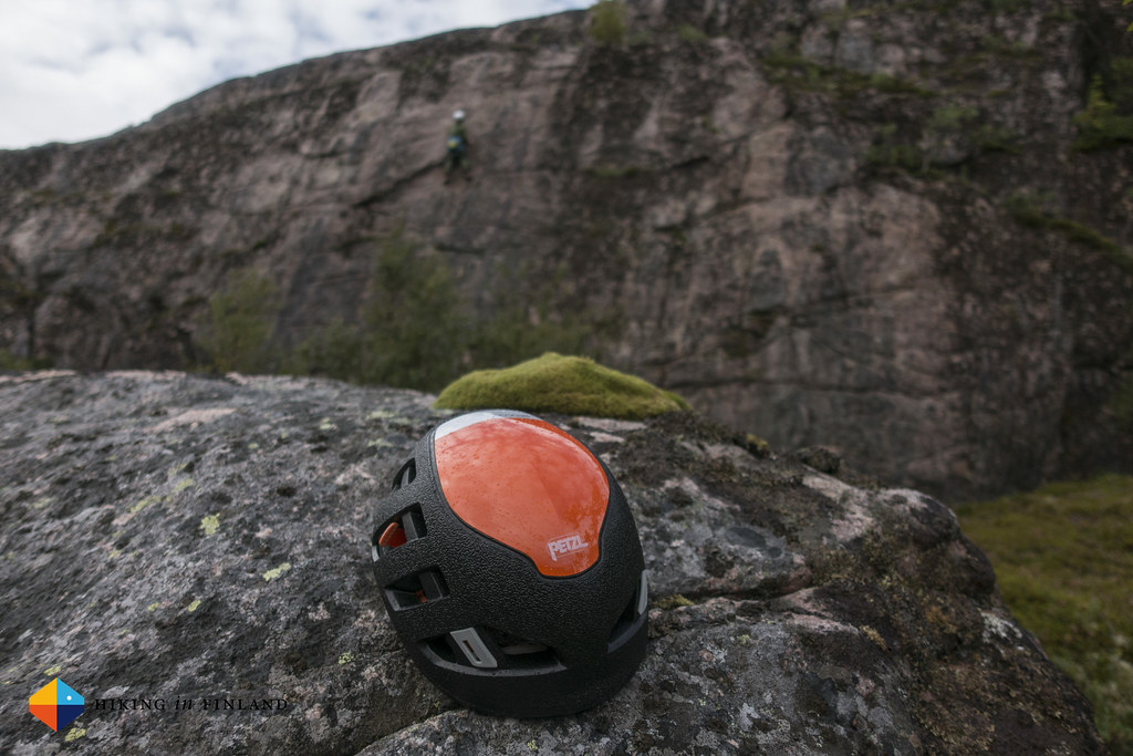 The Petzl Sirocco 2.0