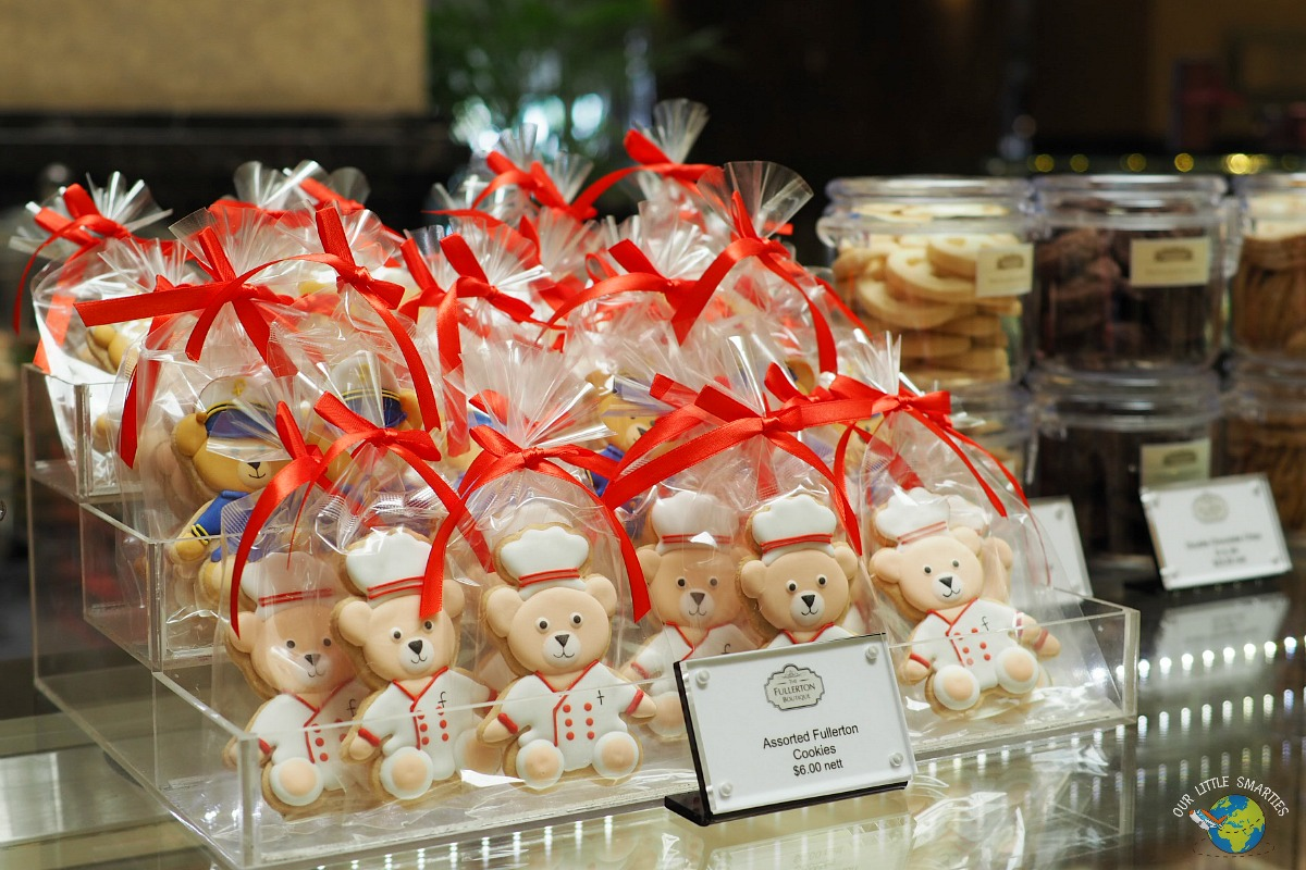 Fullerton Bear Cookies