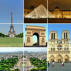 Popular Tourist Destination in France