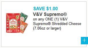 Supremo Shredded Cheese