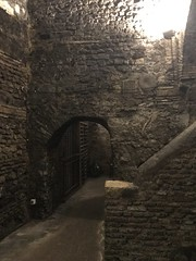 Ancient wine cellar, Rome