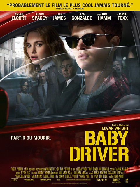 Baby Driver - Poster 3