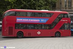 Wrightbus NRM NBFL - LTZ 1270 - LT270 - Stagecoach - London 2017 - Steven Gray - IMG_0500