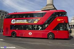 Wrightbus NRM NBFL - LTZ 1045 - LT45 - Go Ahead London - London 2017 - Steven Gray - IMG_5872
