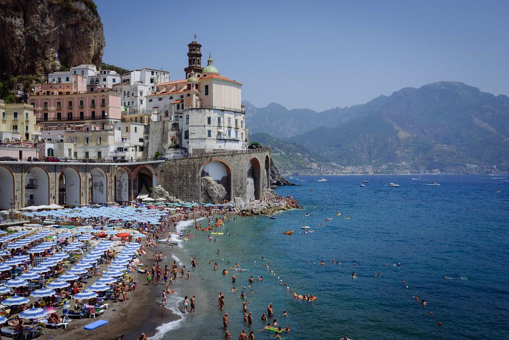 Summer on the Amalfi Coast