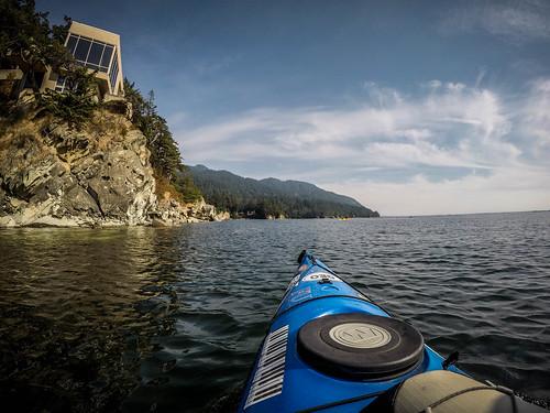Kayaking Bellingham Bay-26
