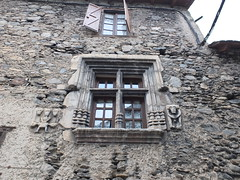 Casa Çò de Paulet - Ventana