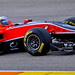 Marussia Virgin Racing - Virgin-Cosworth MVR-02