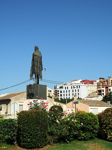 El hombre de la Manta de Bocairente. From Exploring Spain: Fall in Love with Inland Alicante