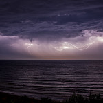 18. Juuli 2017 - 23:34 - Shot from the Westcliff in Bournemouth amazing two hours of lightning, well worth standing in the rain!