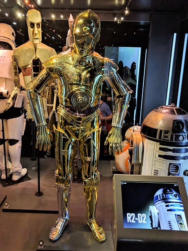 Threepio and R2