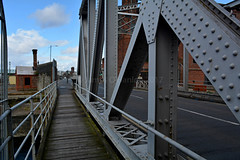 parts of the bridge