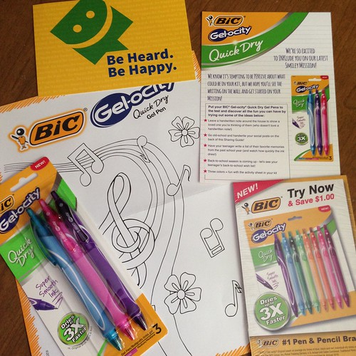 BIC Gelocity review