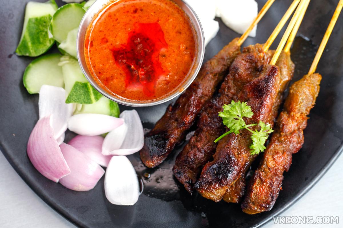 #BAE Bangsar Beef Satay