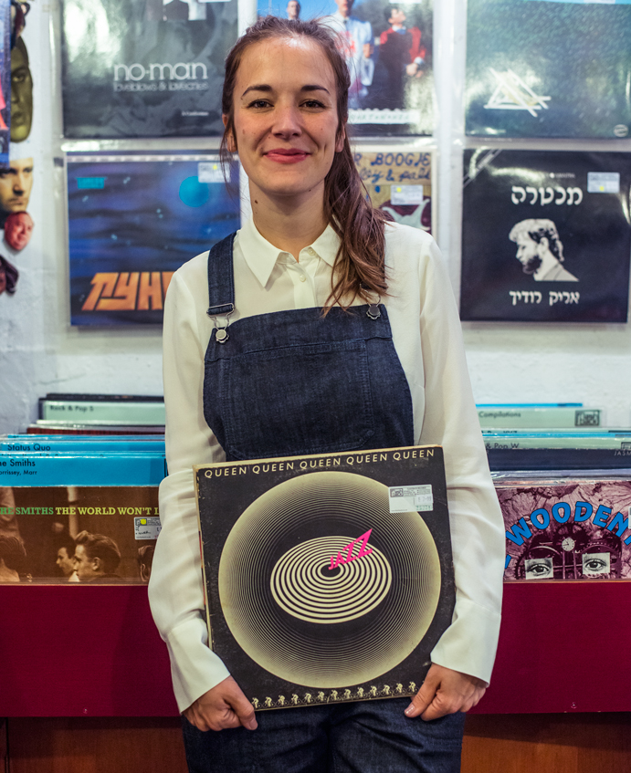 Margaret Glassy Record Shopping For The 405