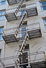Fire Escape, San Francisco, CA by Robby Virus