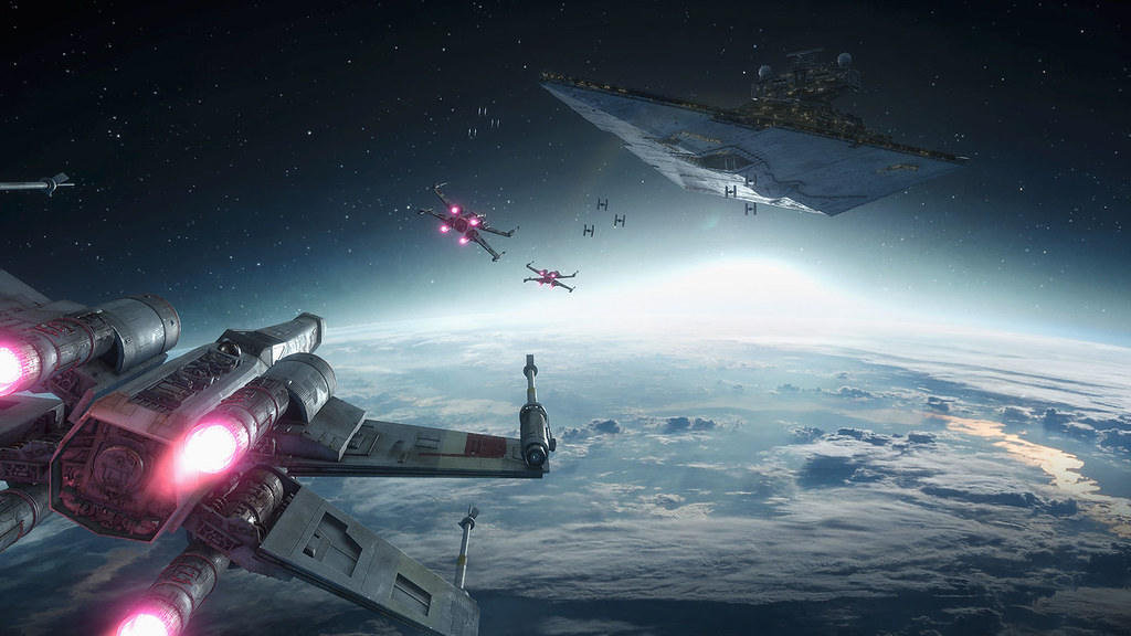 Star Wars Battlefront Rogue One: VR Mission