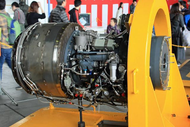 CH-47J エンジン IMG_5121_2