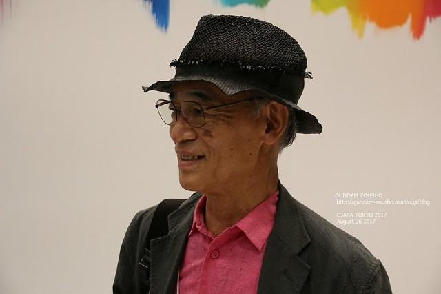 Yoshiuki Tomino in C3 AFA TOKYO 2017