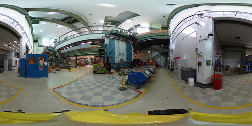 NRU Reactor: Main Floor