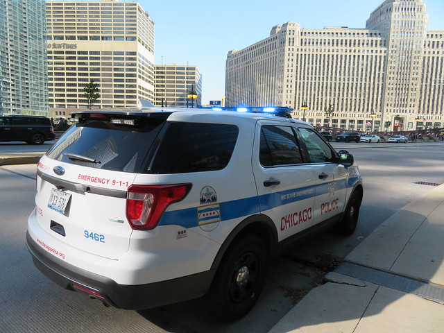 Chicago Police - Traffic Stop