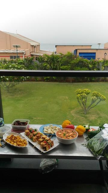 Recipe & Food Styling | Broccoli Flatbreads