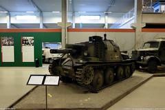SAV m/43 at Arsenalen Strängnäs (S)