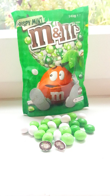 M&M's Crispy Mint