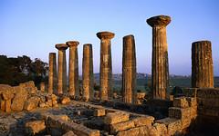 Tempio di Ercole – Parco Archeologico e Paesaggistico della Valle dei Templi di Agrigento (Hera Temple in Agrigento)