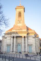 Église Saint-Pierre de Besançon - Photo of Grandfontaine