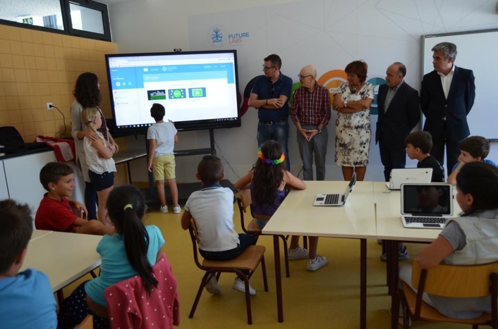 Cabeceiras de Basto inova na Educação com Salas de Aula do Futuro (3)