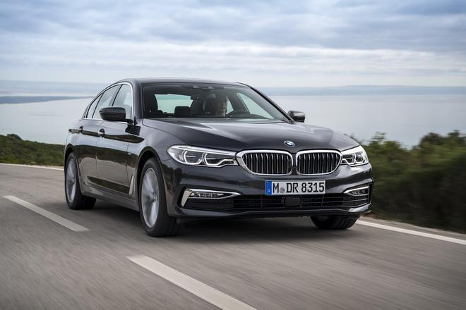 [新聞照片一] 全新BMW大5系列 520i Luxury