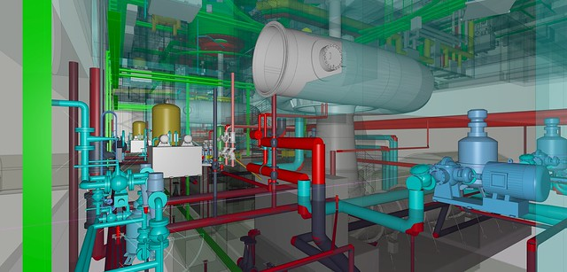 AI_10_Power Generation Projects in China Leverage Bentley's Comprehensive Modeling Environment for BIM (3)