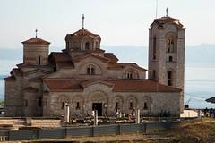 Jeden z ochrydzkich klasztorów