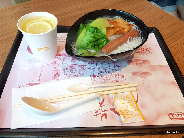 Cafe de Carol breakfast food